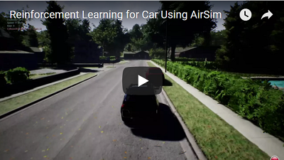Reinforcement Learning - Car
