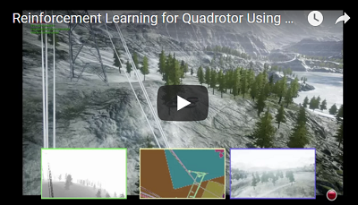 Reinforcement Learning - Quadrotor