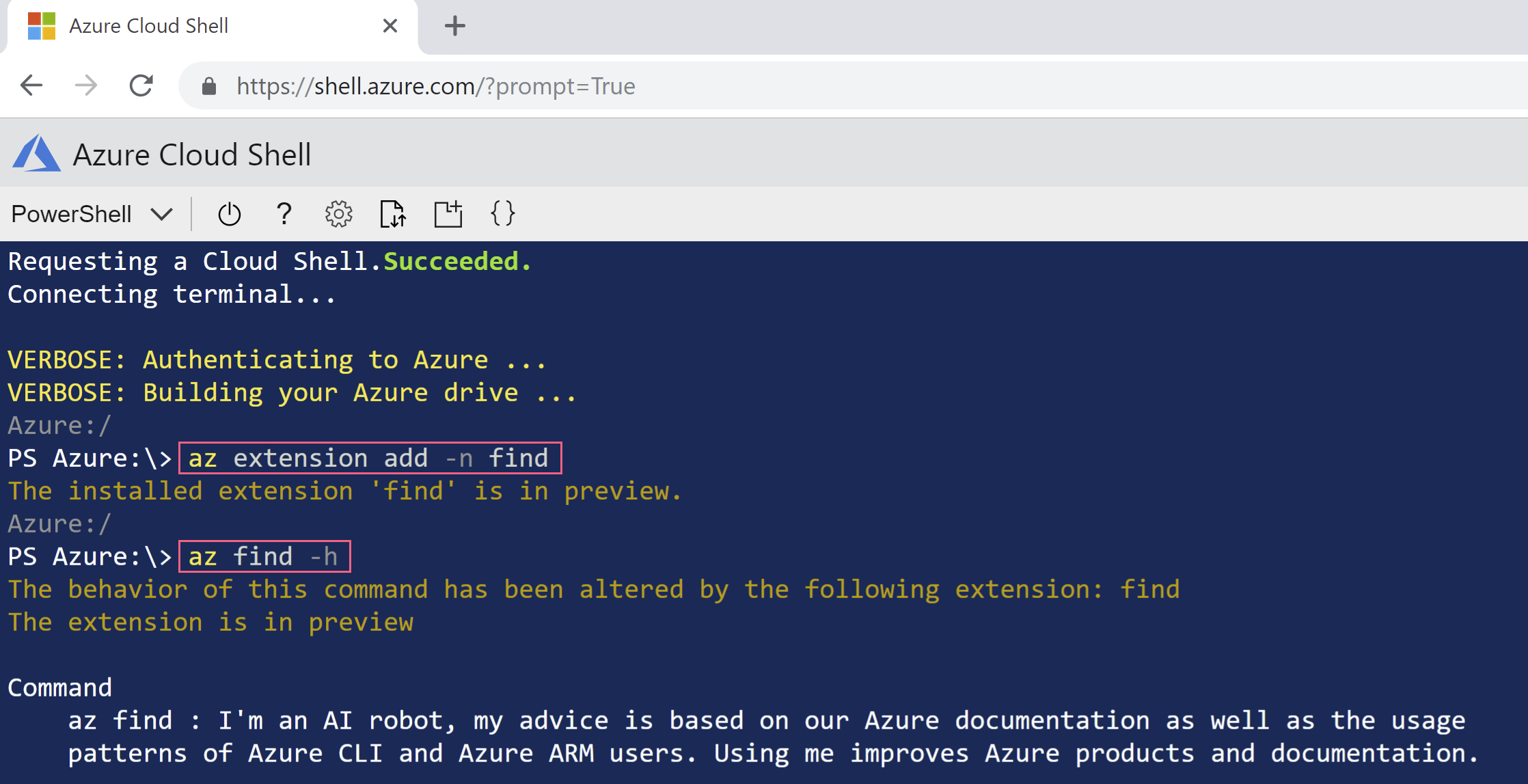 Tip 199 - What are Azure CLI Extensions? | Azure Tips and Tricks