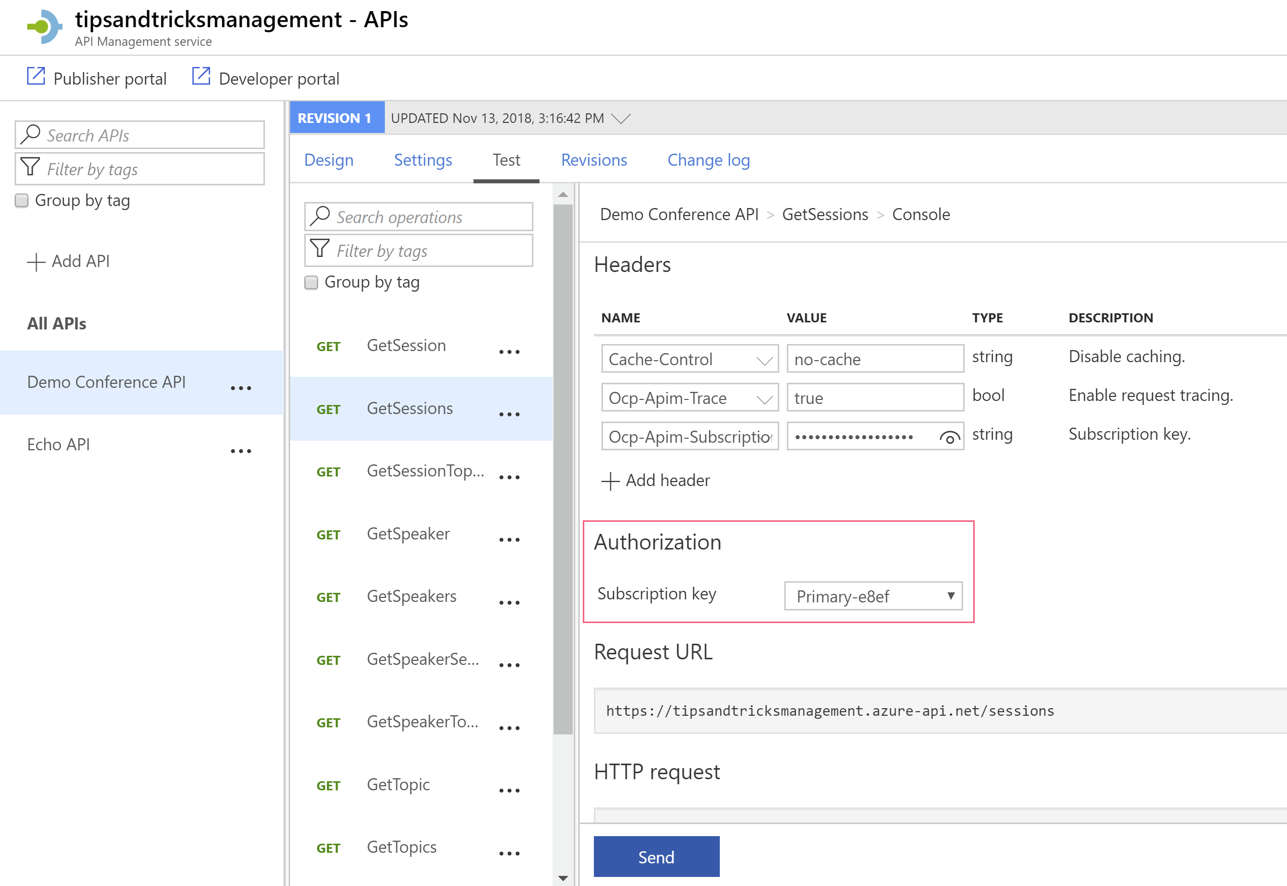 Tip 197 - Getting started with Azure API Management | Azure
