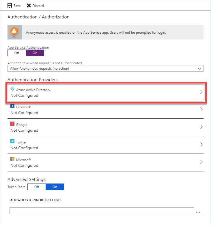 Tip 184 - Quickly Set Up Azure Active Directory with Azure