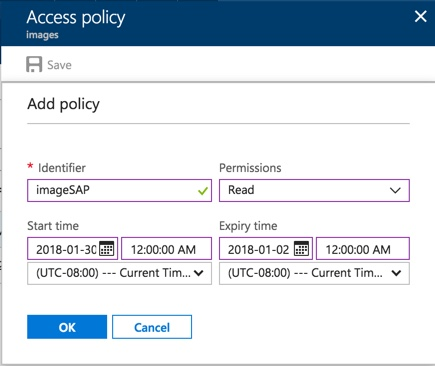 Tip 89 - Shared Access Tokens with Azure Storage Blob