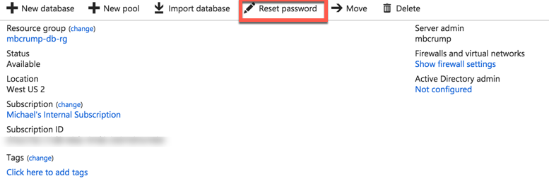 Tip 145 - Easily reset the Administrator password for an