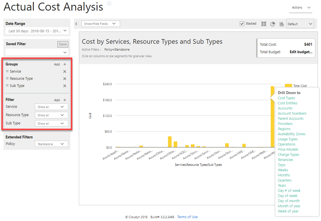 Tip 183 - Optimize what you spend on the cloud with Cloudyn