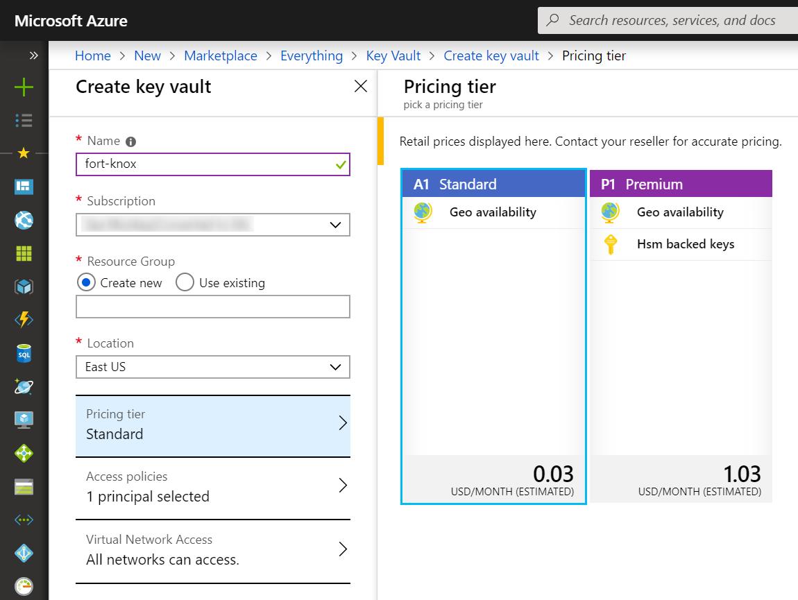 Tip 180 - Taking a peek at Azure Key Vault Part 1 of 2 | Azure Tips