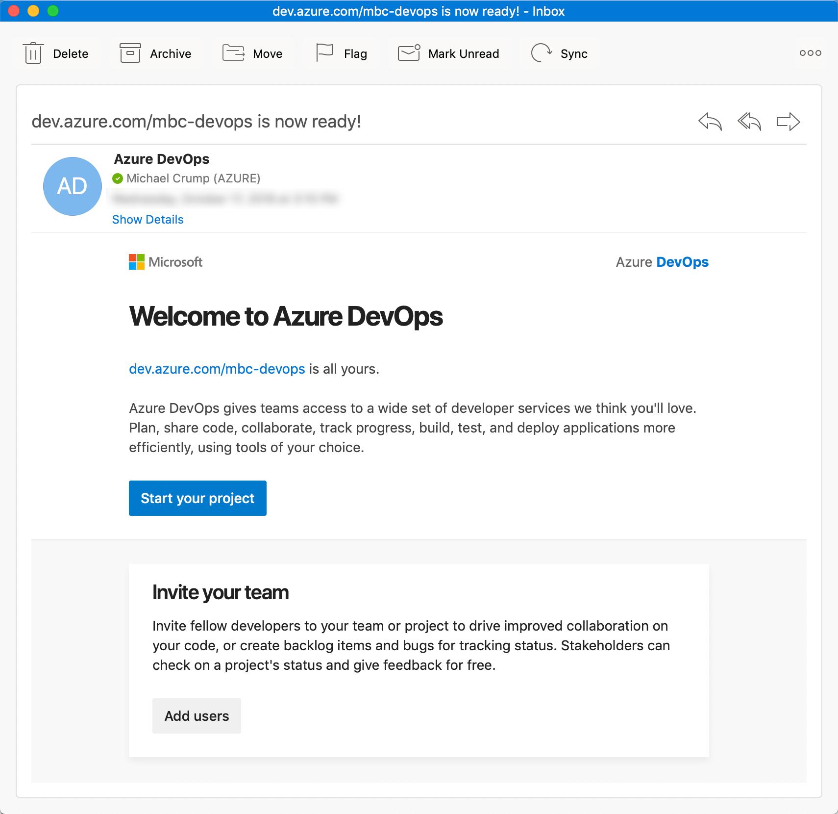 Tip 168 - Part 1 - A quick tour around Azure DevOps Projects