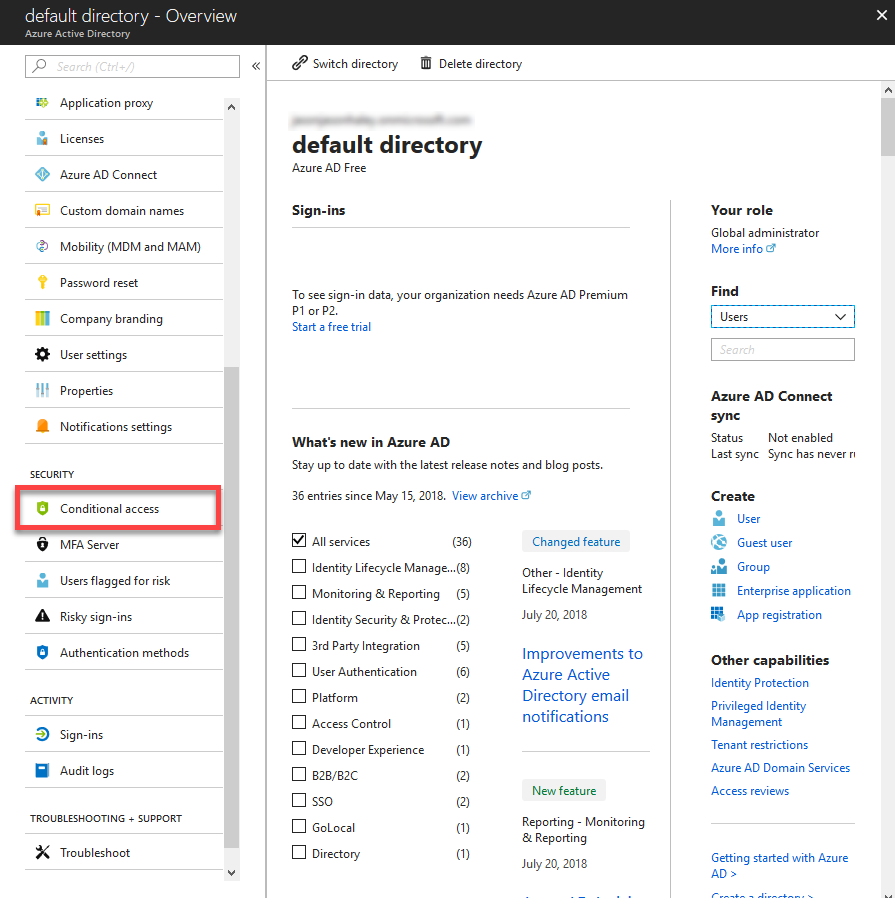 Tip 190 - Multi-Factor Authentication on Azure in a Nutshell