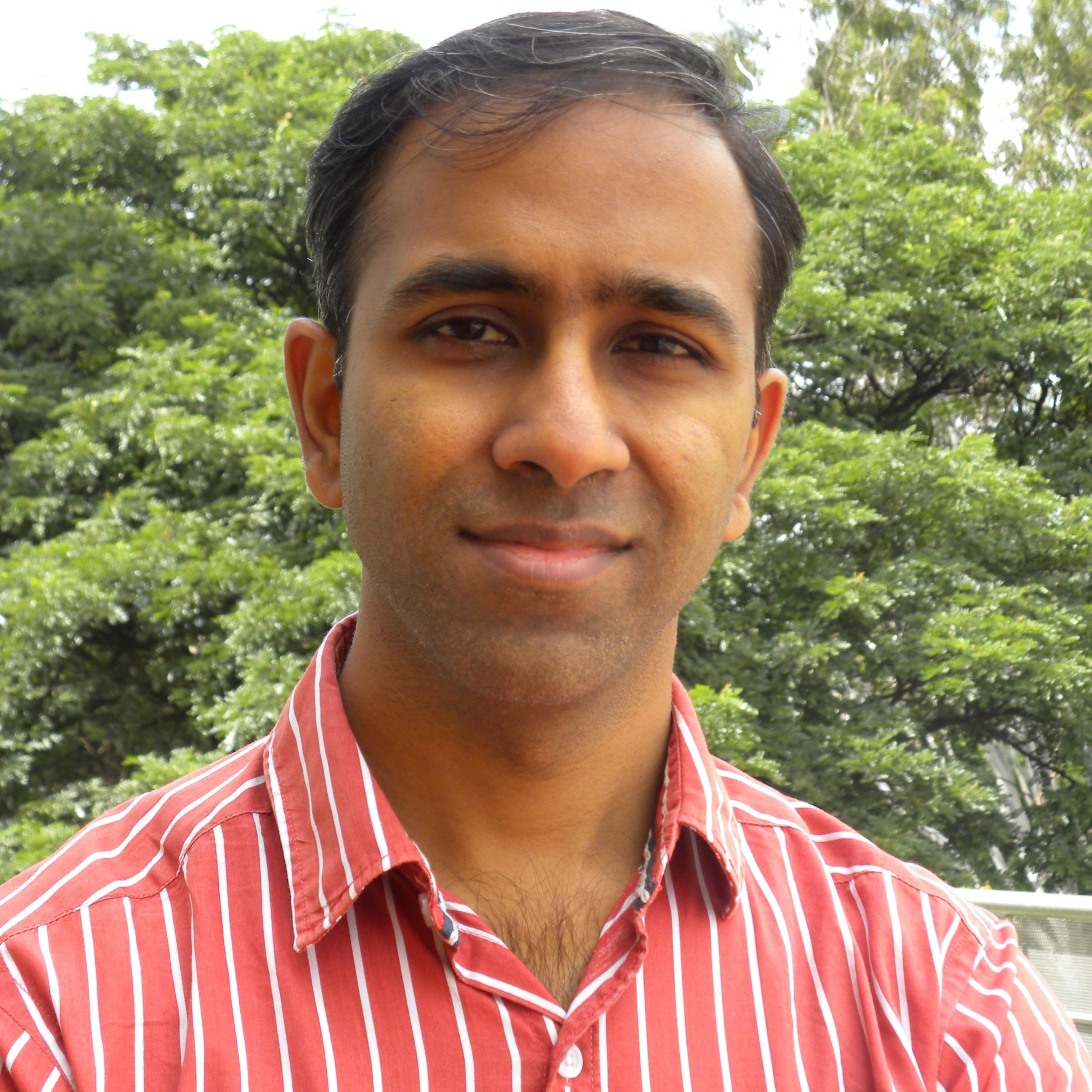 Prateek Jain's Image