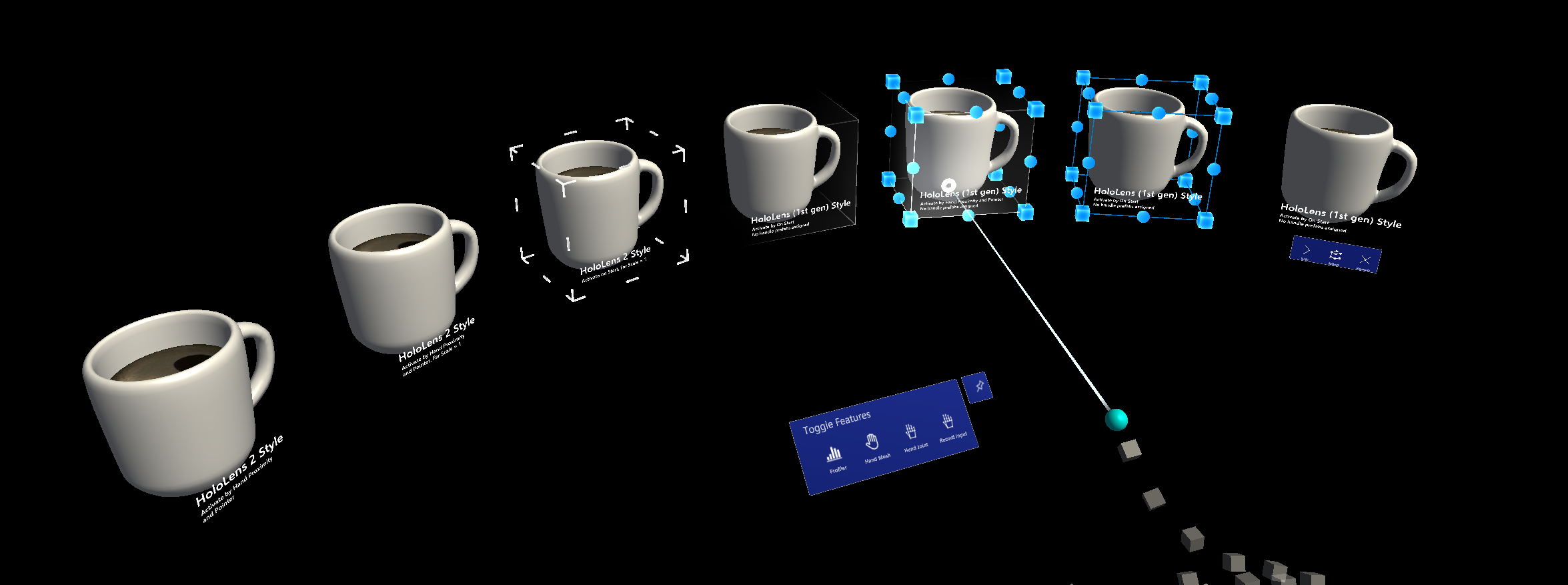 Bounding box | Mixed Reality Toolkit Documentation