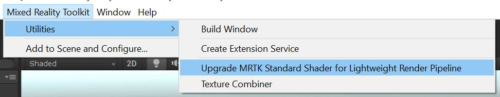 MRTK Standard Shader | Mixed Reality Toolkit Documentation