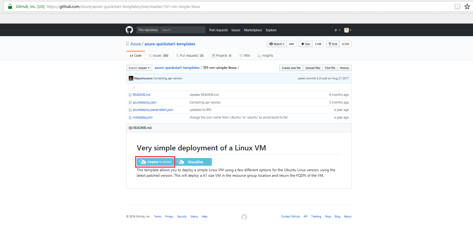Partsunlimited deploy and configure azure resources with arm templates rg resources maxwellsz