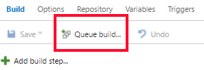 Build queue
