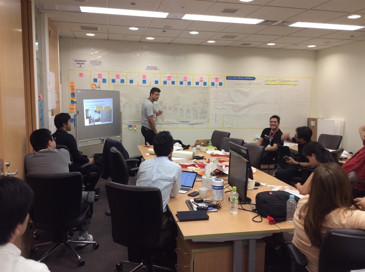 Value stream mapping discussion