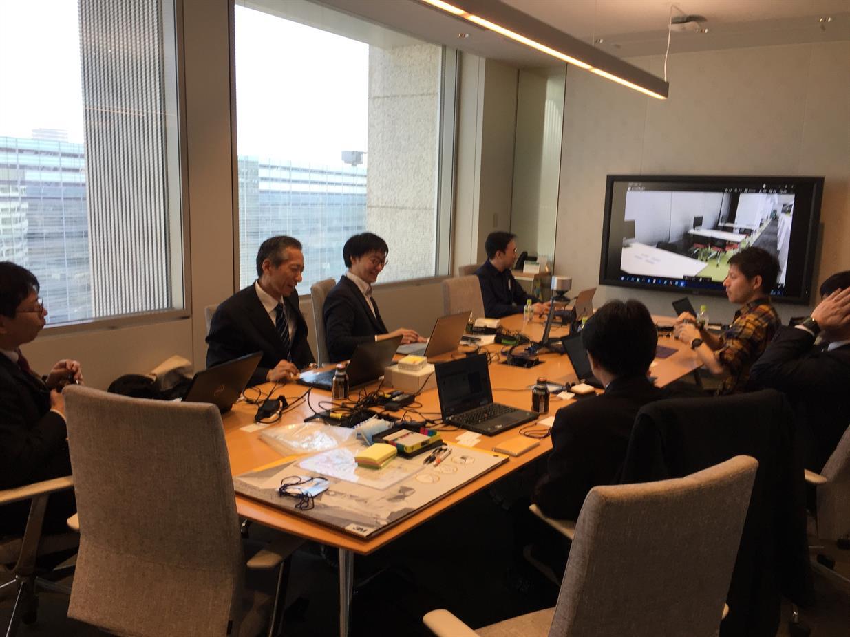 Adding Iot Presence Sensors To The Ryoka Systems Room