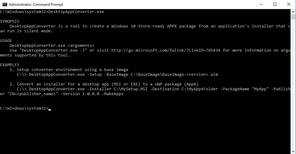 Analisis MBC uses Desktop Bridge to convert legacy app for