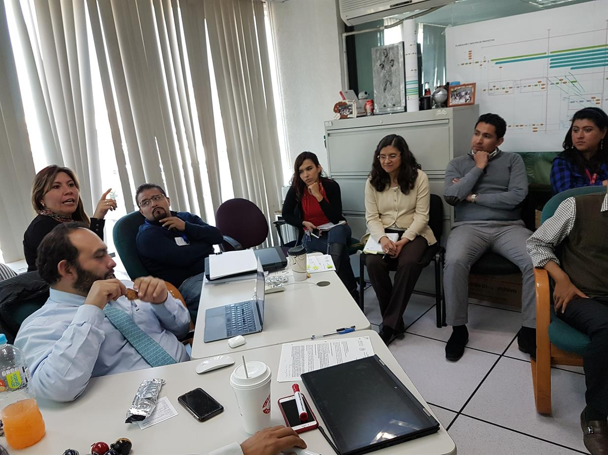 IMSS Value Stream Mapping