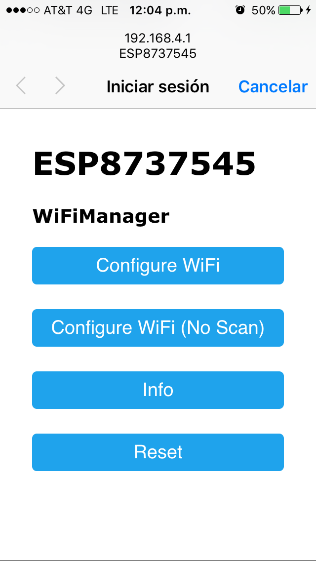 Wi-Fi Manager