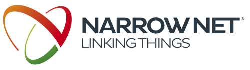 Logotipo Narrow Net