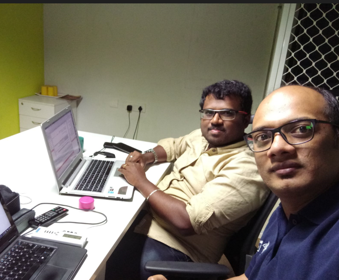 Solution testing team
