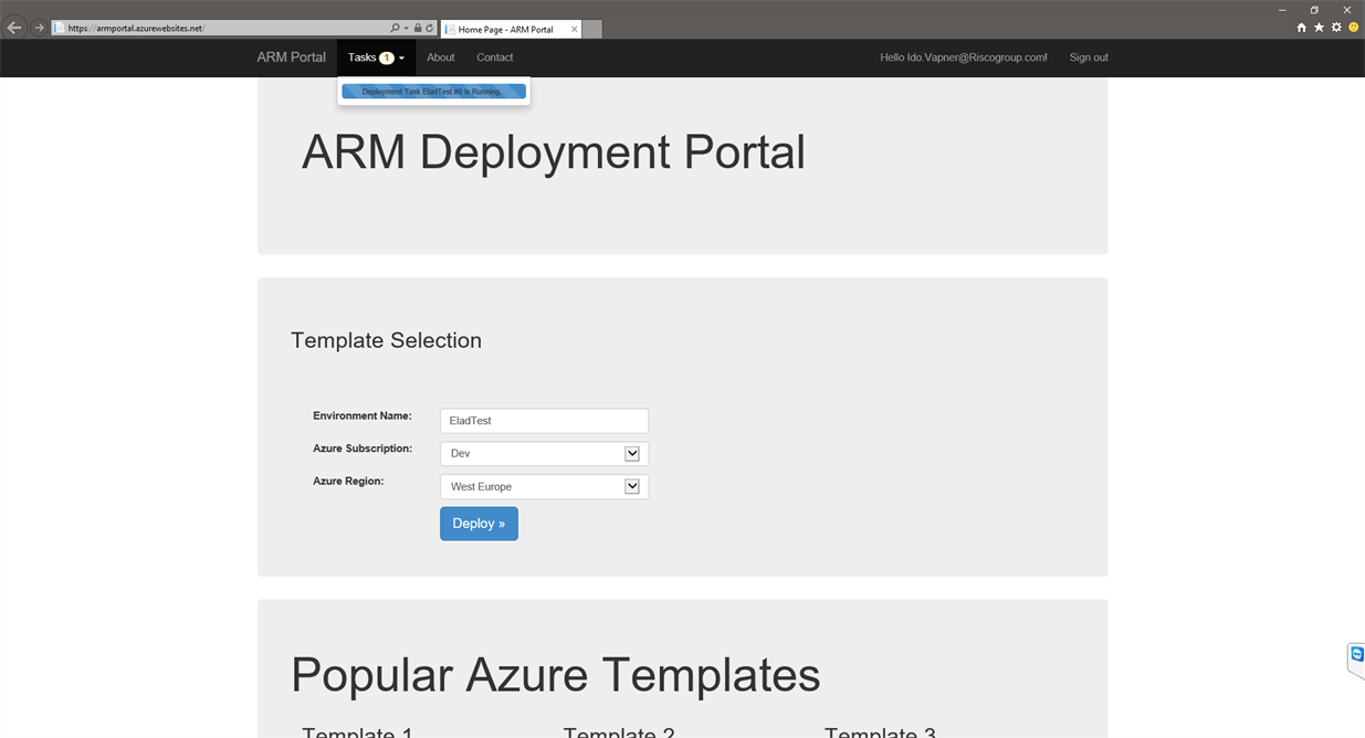 Automating Cloud Deployments Using Azure Resource Manager And Puppet